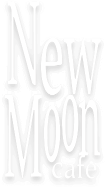 New Moon Cafe Logo